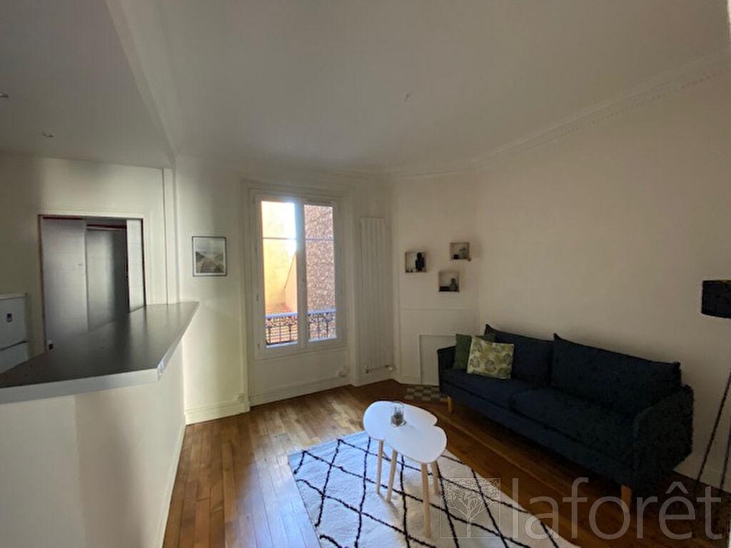 Appartement a louer boulogne-billancourt - 2 pièce(s) - 29.1 m2 - Surfyn