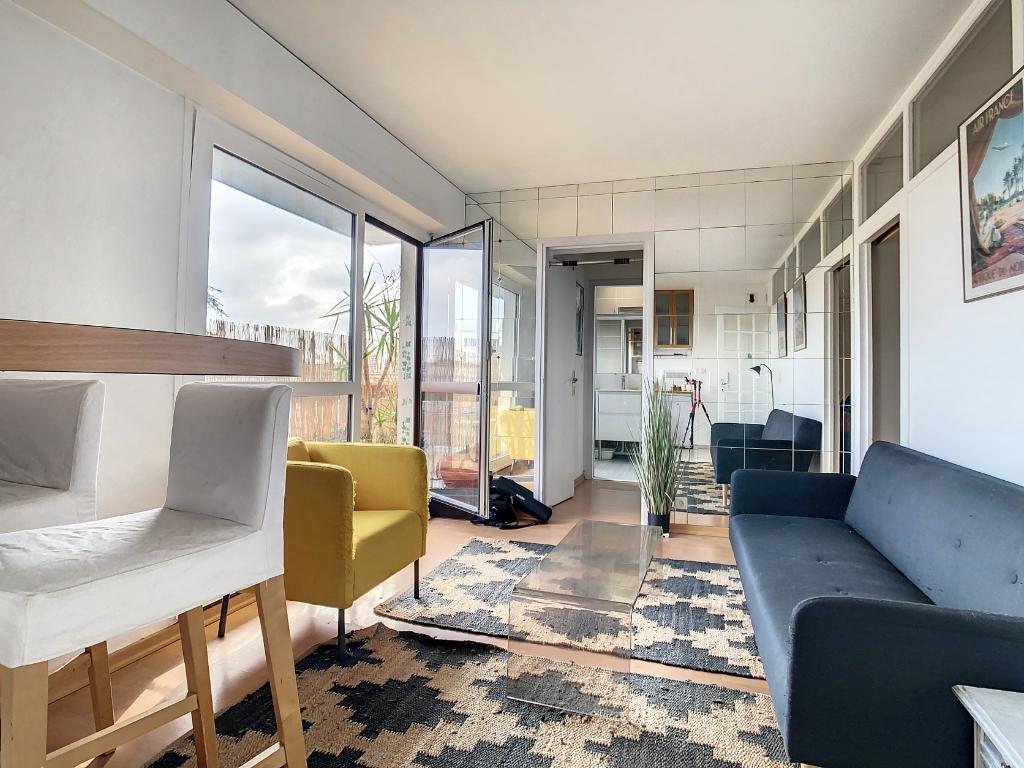 Appartement a louer boulogne-billancourt - 1 pièce(s) - 33.32 m2 - Surfyn