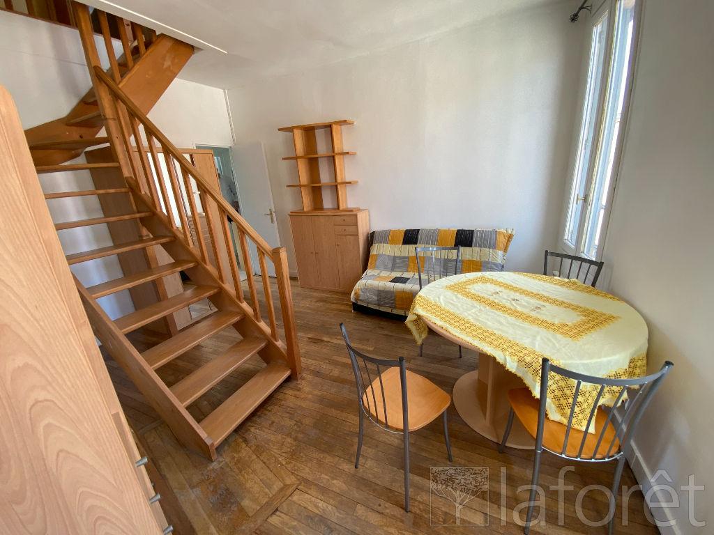 Appartement a louer nanterre - 2 pièce(s) - 28.01 m2 - Surfyn
