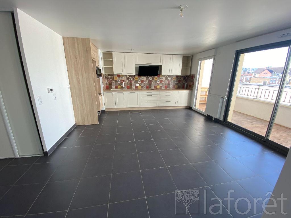Appartement a louer nanterre - 4 pièce(s) - 82.18 m2 - Surfyn